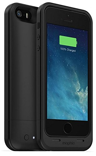 Mophie Juice Pack Helium Battery Case for Iphone 5/5s  - Gra