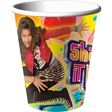 Shake It Up 9oz Paper Cups (8ct) -