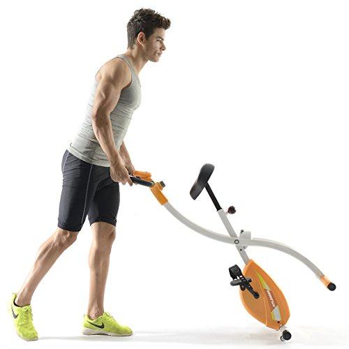 Fitleader Indoor Teenager Exercise Bike Gym Recumbent