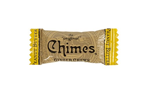 (Chimes Peanut Butter Ginger Chews, 5-pound Box)