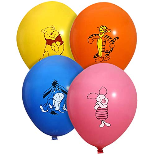 (Winnie the Pooh and Friends 20 Count Party Balloon Pack - Large 12
