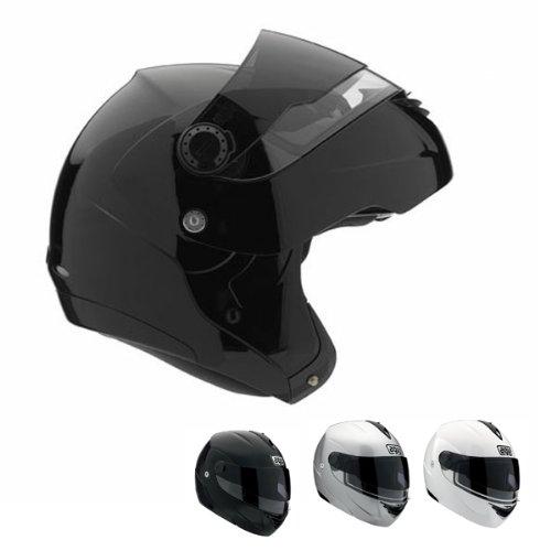 AGV Miglia 2 Modular Motorcycle Helmet (Matte Black, XX-Large)
