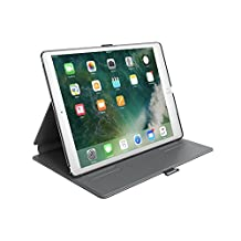 Speck Products BalanceFolio Case and Stand for iPad 9.7-Inch, 9.7-Inch iPad Pro, iPad Air 2/Air, Black/Slate Grey, 90914-B565