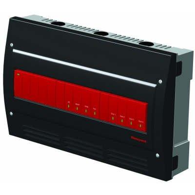 Boiler Control Panel - Honeywell, Inc. AQ25044B Aquatrol Boiler Control Panel with DHW priority fo