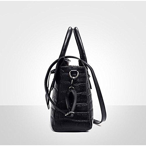 Couleur paquet pierre sac Mode diagonale et féminin PU à Red bandoulière américaine sac à sac sac en féminin européenne Sac main HvUTqnST