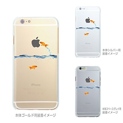 iPhone Plus JAPAN Clear Goldfish product image