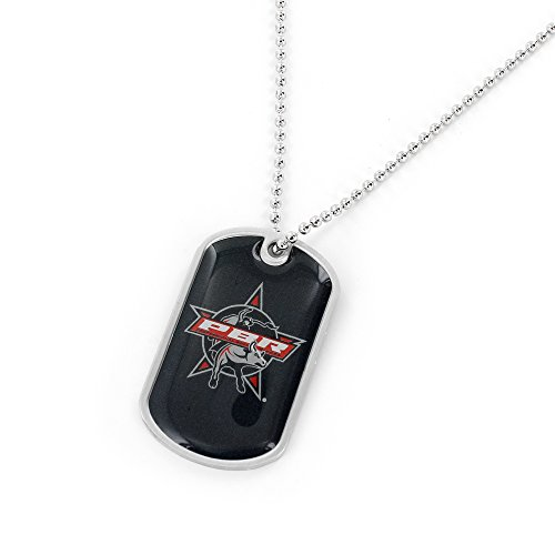 aminco Professional Bull Riders Domed Dog Tag