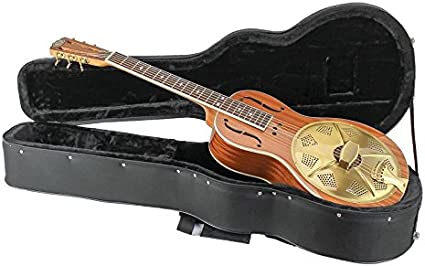 Royall Resonators caoba salón tamaño caja de resonancia guitarra ...