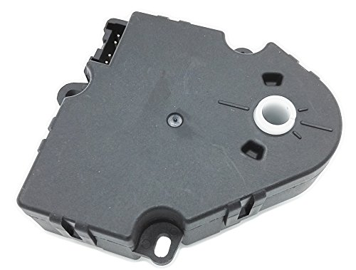 Chevrolet Tahoe GMC Sierra 1500 2500HD /& more 15-72971 Replacements for General Motors Heater Blend Door Actuator 52402588 GM OEM Label on Part 89018365 604-106,Chevy Silverado 1500 2500