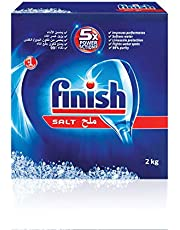 Finish Dishwasher Detergent Salt, 2kg