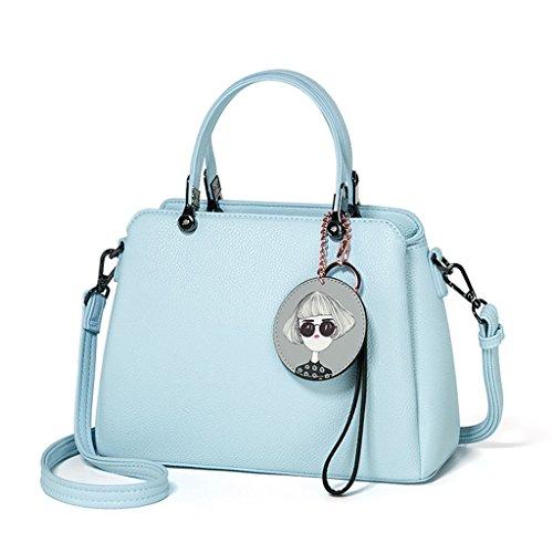 Sacs à à couleur occasionnels bandoulière mode les sacs à main tout pure fourre élégant A femmes Couleur femmes sacs d'épaule Design des bandoulière C pour rrPdq