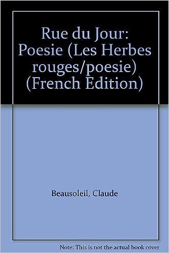 Lire un Rue du Jour pdf, epub ebook