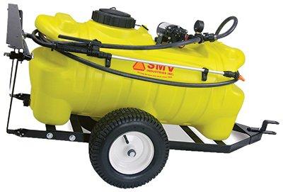 SMV Industries 15TY202HLB1G2N 15 Gallon Trailer Sprayer