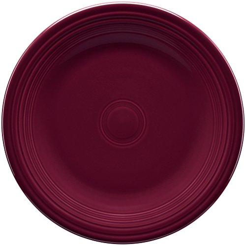 (Fiesta 10-1/2-Inch Dinner Plate,)