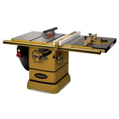 Powermatic 1792012K Model PM2000 5 HP 1-Phase Table Saw with 30-Inch Accu-Fence System
