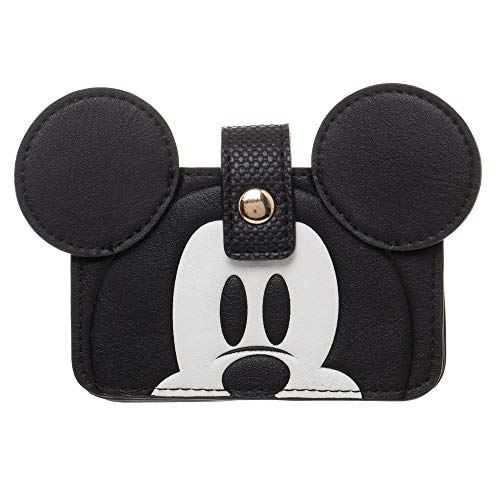 (Disney Mickey Mouse Leather Snap)