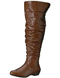Women's Rookie Wide Calf Slouch Boot