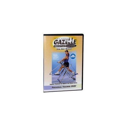 Tony Little's Gazelle Freestyle Crosstrainer Total Body