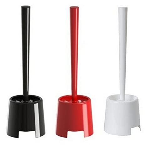 Amazon.com: IKEA Escobillero/, color blanco: Home & Kitchen
