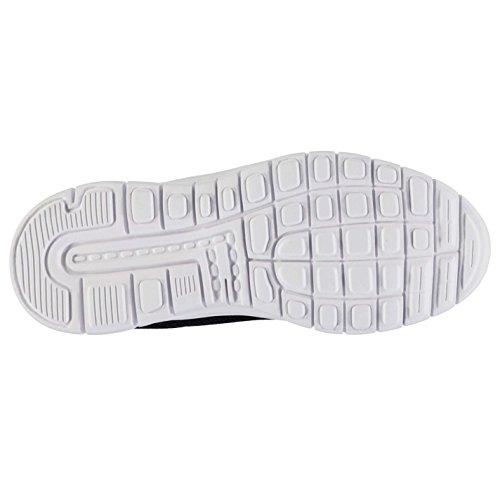 64073ba48 Kappa Mujer Faroe Zapatillas Senoras Zapatos Calzado Con Cordones Deporte  Black Magenta Para Venta