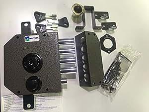 Mottura SER.4M.C/S.C/C.DX 60 S/ASTE - Cerradura Triple, orientación derecha