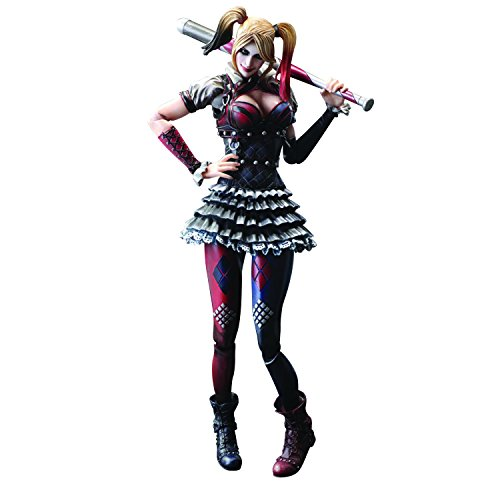 (Square Enix Batman: Arkham Knight: Harley Quinn Play Arts Kai Action)