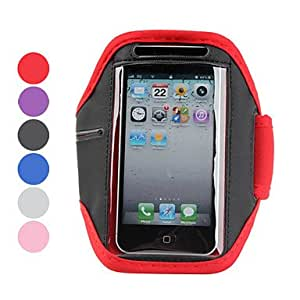 GHK - Gym Sport Armband Case for iPhone 5/5S (Assorted Colors) , Blue