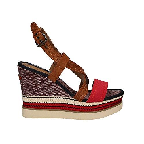 Sandalo Wrangler Wl171664 Wrangler Rosso Wl171664 Donne Sandalo Donne Rosso Wrangler Cw74xnqZn8