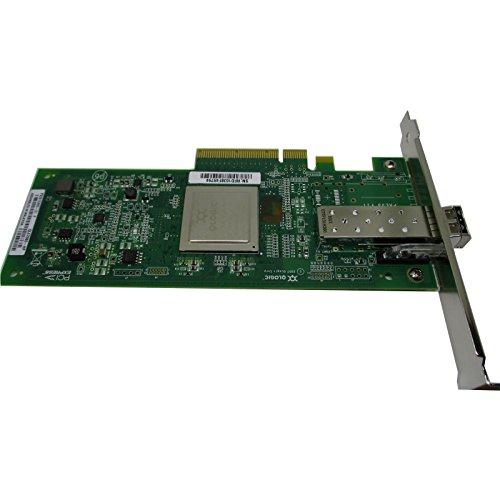 HP STORAGEWORKS 81Q PCI-E FC HBA CTLR - HIGH PROFILE BRKT AK344A-HP (Certified Refurbished) by HP