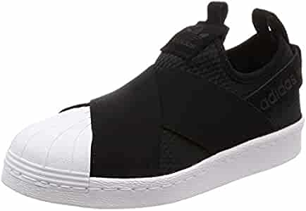 best service 0a5d8 d015f Amazon.com | adidas Women's Superstar Slip On, CORE Black ...