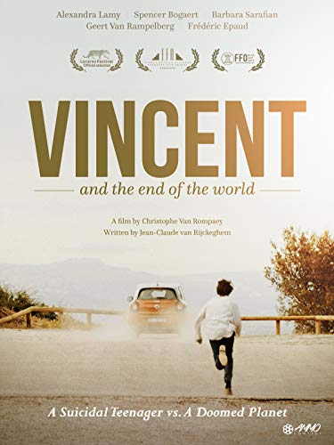 Vincent And The End Of The - Movies French In
