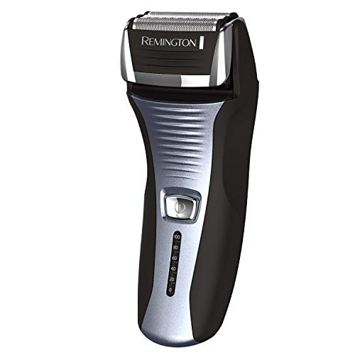 (Remington F5-5800 Foil Shaver, Men's Electric Razor, Electric Shaver, Black)