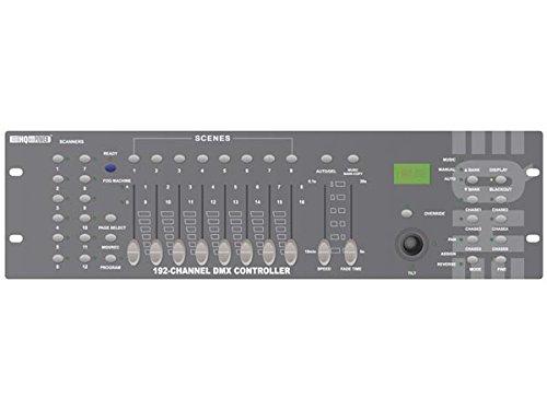 VELLEMAN VDPC174 Dmx-controller fur 192 kanale mit joystick 146864