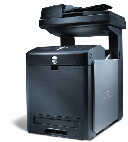 DELL 3115CN Laser Multifunction Printer - Color - Plain Pape
