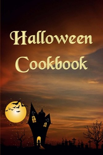 Halloween Cookbook: Blank Cookbooks by Pogue Publishing