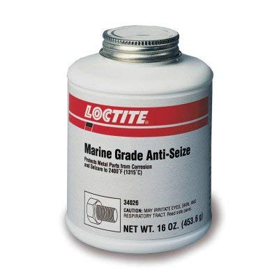 Loctite 34395 Marine Grade Anti-Seize Compound 1 Each by Loctite