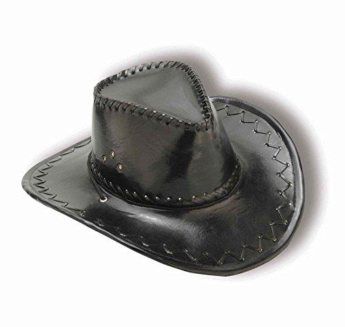 Distressed Cowboy Hat - 6