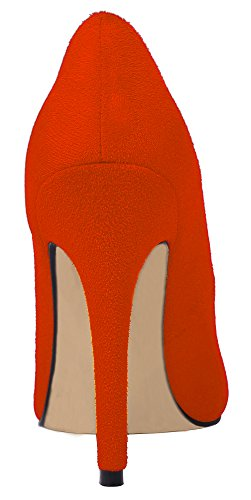 Guoar - Cerrado Mujer Naranja - naranja