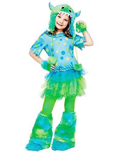 Girl's Monster Miss Costume