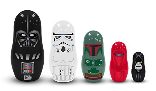 PPW Star Wars Nesting Dolls The Empire Toy