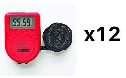 CDN Red Timer on a Rope TR3-R Pack of 12 by CDN