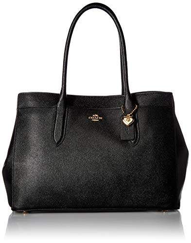 COACH Womens Bailey Carryall in Crossgrain Leather