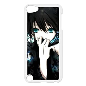 Black Rock Shooter iPod Touch 5 Case White Special gift AJ881570