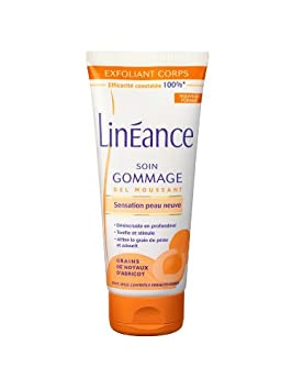 lineance gommage corps
