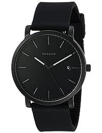 Skagen Men's SKW6346 Hagen Black Silicone Watch