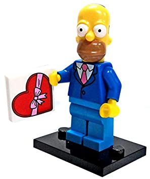 LEGO 71009 Date Night Marge Simpsons Series 2 Collectible Minifigure NEW OPEN