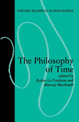 The Philosophy of Time (Oxford Readings in Philosophy) by Oxford University Press USA