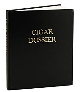 Cigar dossier personal cigar journal home for Cigar dossier template