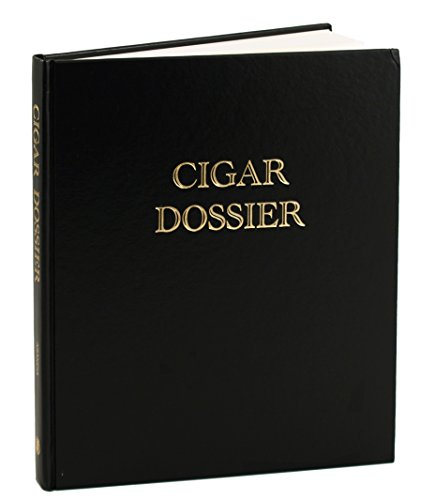 Cigar dossier personal cigar journal association for for Cigar dossier template