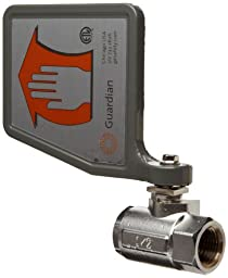 Guardian AP600-101V 1/2 LPS Ball Valve Vertical with Flag Handle